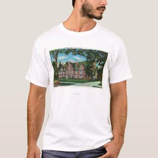 Exterior View of Kendrick Hall, Vassar College T-Shirt