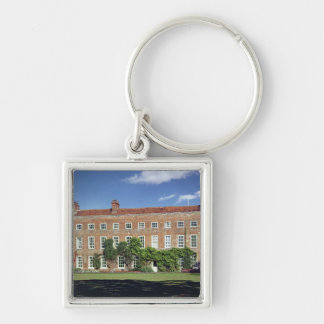 Exterior view of Low Middleton Hall Keychain