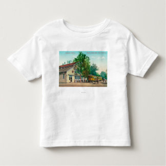 Exterior View of Northern Electric Depot Toddler T-shirt