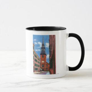 Exterior View of Old North Church Mug