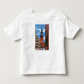 Exterior View of Old North Church Toddler T-shirt