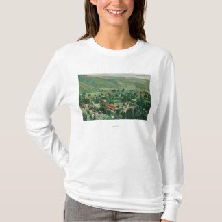 Exterior View of Paraiso Hot Springs and Gardens T-Shirt
