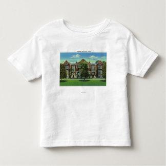 Exterior View of Rockefeller Hall, Vassar Toddler T-shirt