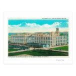 Exterior View of Sun-Maid Raisin Plant Postcard