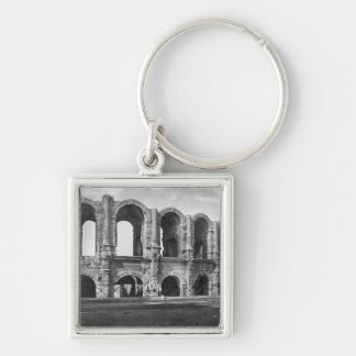 Exterior view of the amphitheatre keychain