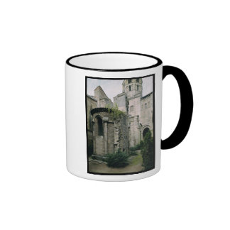 Exterior view of the apsidiole of the Abbey Mug