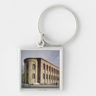 Exterior view of the Aula Palatina, built c.310 Keychain