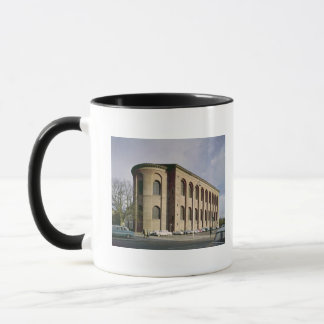 Exterior view of the Aula Palatina, built c.310 Mug