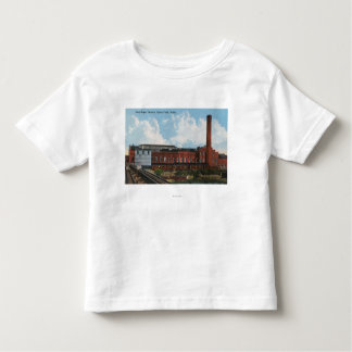 Exterior View of the Beet Sugar Factory Toddler T-shirt