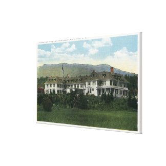 Exterior View of the Bretton Arms 2 Gallery Wrapped Canvas