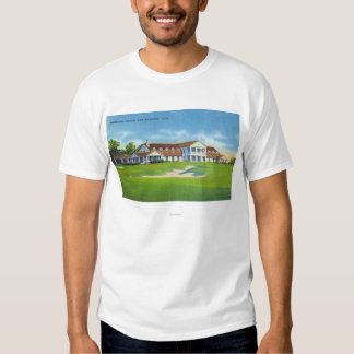 Exterior View of the Brooklawn Country Club Shirt