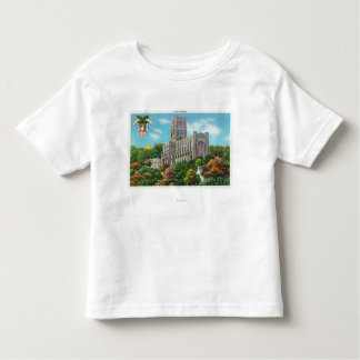 Exterior View of the Cadet Chapel Toddler T-shirt