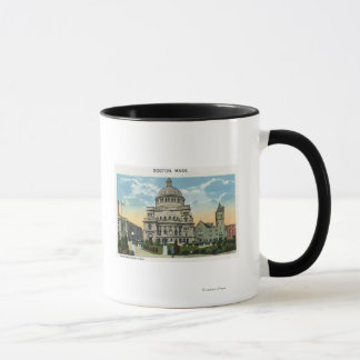 Exterior View of the Christian Science Church Mug