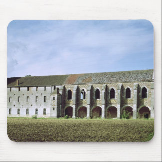 Exterior view of the Cistercian Abbey Mouse Pad