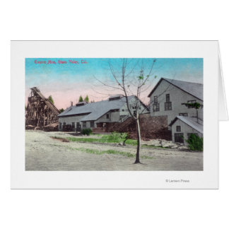 Exterior View of the Empire Mine Card