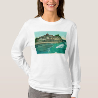 Exterior View of the Famous Capitola Hotel T-Shirt