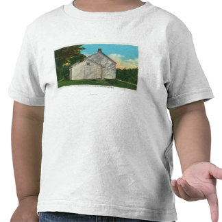 Exterior View of the Freeman House T-shirt