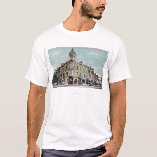 Exterior View of the Geiser Grand Hotel T-Shirt