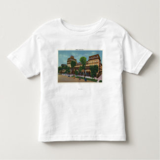 Exterior View of the Grand Union Hotel # 2 Tee Shirts