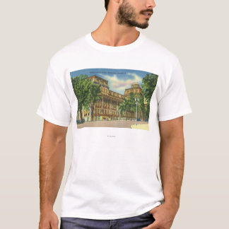Exterior View of the Grand Union Hotel T-Shirt