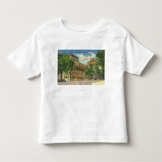 Exterior View of the Grand Union Hotel Tee Shirts