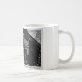 Exterior view of the great Basilica of St. Peter Coffee Mug