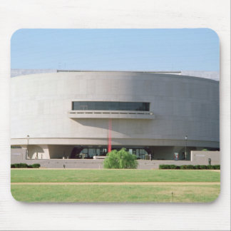 Exterior view of the Hirshhorn Museum, 1974 ) Mouse Pad