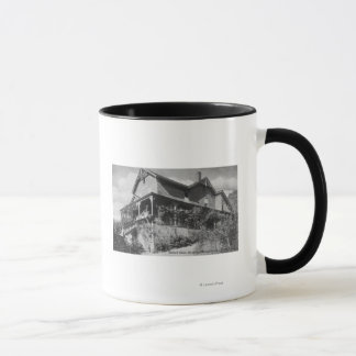 Exterior View of the Hotel Glen Orchy Mug