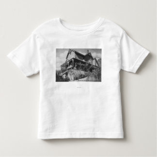 Exterior View of the Hotel Glen Orchy Toddler T-shirt