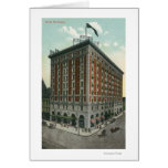 Exterior View of the Hotel Rochester Card