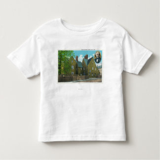 Exterior View of the House of Seven Gables # 2 Toddler T-shirt