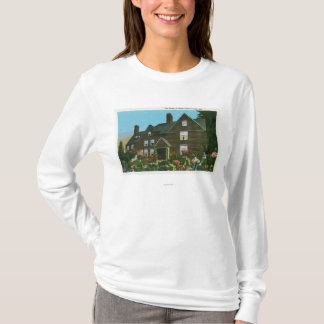 Exterior View of the House of Seven Gables T-Shirt