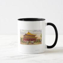 Exterior View of the Lama Temple Mug