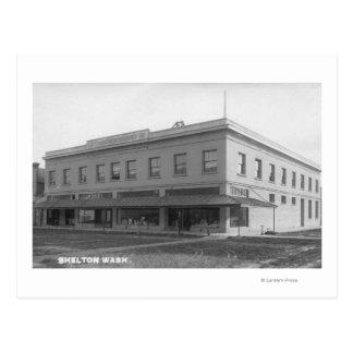 Exterior View of the Lumbermens Bldg Postcard