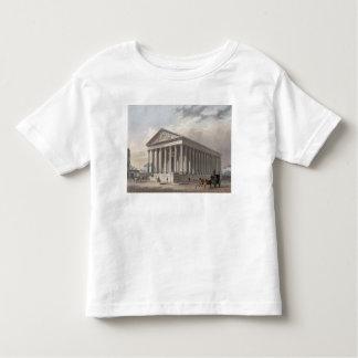 Exterior view of the Madeleine, Paris T-shirt