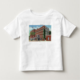 Exterior View of the Nelson House Toddler T-shirt