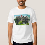 Exterior View of the Old Witch House T Shirt
