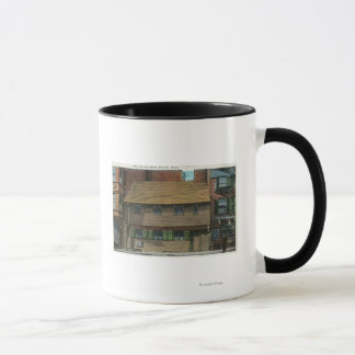 Exterior View of the Paul Revere House # 3 Mug