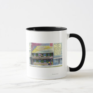 Exterior View of the Paul Revere House Mug