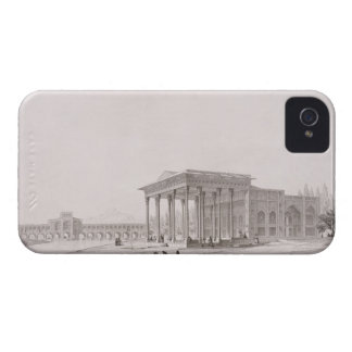 Exterior View of the Pavilion of Mirrors, Isfahan, Case-Mate iPhone 4 Case