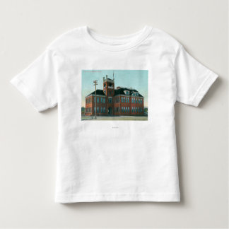 Exterior View of the Public SchoolMedford, OR Toddler T-shirt