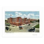 Exterior View of the Remington Arms, UMC Postcard
