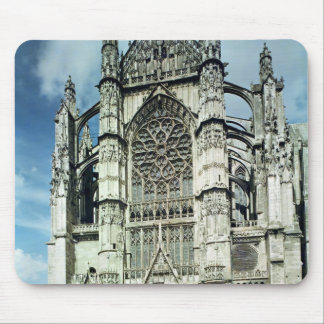 Exterior view of the south facade mouse pad