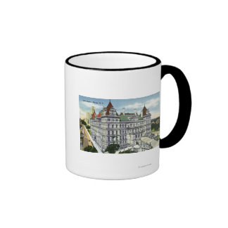 Exterior View of the State Capitol Building # Mug
