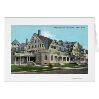 Exterior View of the Templeton Inn Card