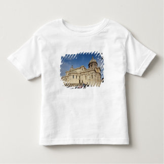 Exterior view of the tribune toddler t-shirt