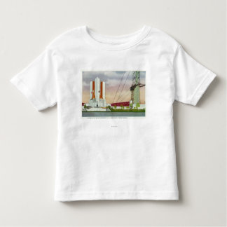 Exterior View of the US Govt Bldg Toddler T-shirt