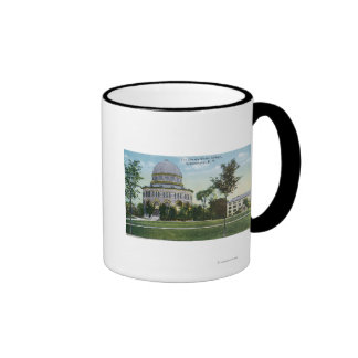 Exterior View of Union College Library Mug