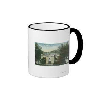 Exterior View of Union College YMCA Mugs