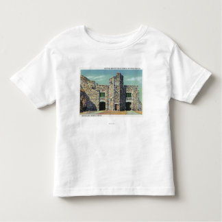 Exterior View of Whiteface Mt Castle T Shirt